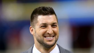 Tim Tebow Claims His NFL Career Is Finished After His Somewhat Successful Baseball Tryout