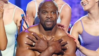 Proof That Terry Crews Is An Internet Treasure