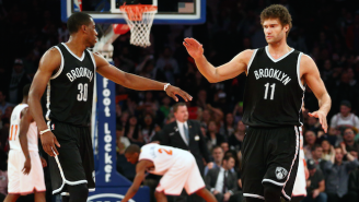 Brook Lopez And Thaddeus Young Are Reportedly 'Done Deals' To Re-Sign With Brooklyn