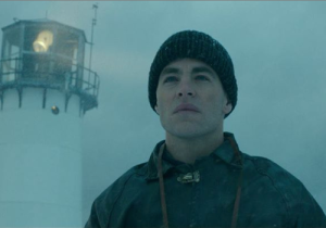 Chris Pine Battles The Sea In The First Trailer For Disney's 'The Finest Hours'