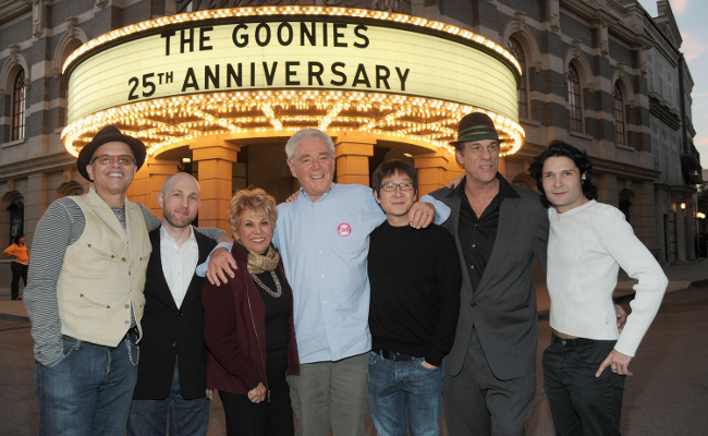 The Goonies 25 Years