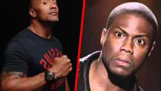 The Rock and Kevin Hart Go Head-to-Head in Dueling Instagram Videos