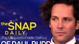 The Snap Daily: Is Paul Rudd the single funniest movie star?