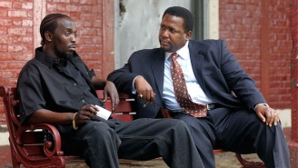 The Cast Of 'The Wire' Reunited On Stage To Help The City Of Baltimore