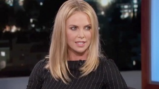 Charlize Theron Used To Swim In The Same Shark-Infested Waters Where That Surfer Was Attacked