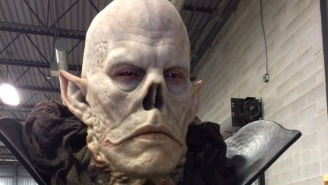 How to find a good foil, by Guillermo del Toro: On 'The Strain'