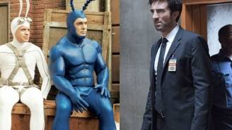 'Powers' Season Two Is Adding 'The Tick' Creator Ben Edlund To The Writer's Room