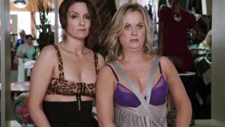 That got dirty really fast: Tina Fey and Amy Poehler in first 'Sisters' trailer