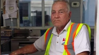 An Elderly Toll Collector In Florida Got Fired For Paying A Driver's Toll
