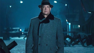 Tom Hanks Goes To East Berlin In The Spielberg-Directed, Coen-Written 'Bridge Of Spies'