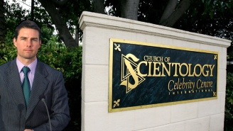 Tom Cruise Might Finally Be Ready To Leave The Church Of Scientology