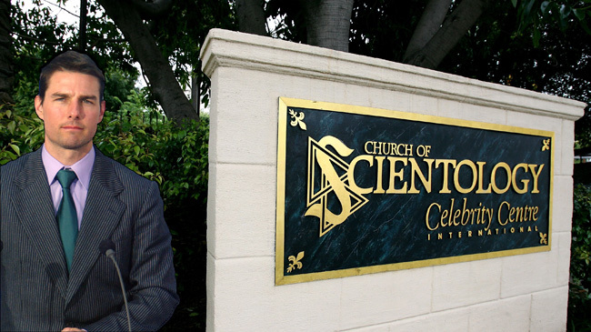 LOS ANGELES, CA - APRIL 03:  The exterior of the Church of Scientology Celebrity Centre International on April 3, 2006 in Los Angeles, California.  (Photo by Getty Images/Getty Images)