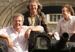 Sorry, Netflix! Top Gear Hosts Are Bringing Their New Car Show To Amazon Prime