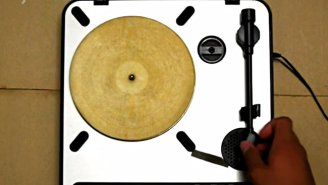 Can You Turn A Tortilla Into A Record?