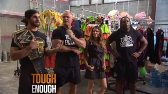 Tough Enough Stuff, Episode 3: Zeroes Of Cosplay