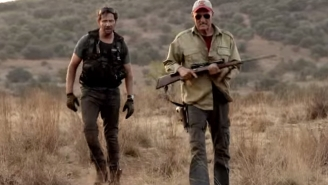 Jamie Kennedy Channels John McClane In The Trailer For 'Tremors 5'