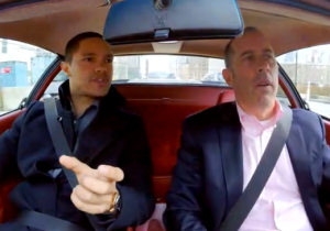 New 'Daily Show' Host Trevor Noah Is The Latest Guest On 'Comedians In Cars Getting Coffee'