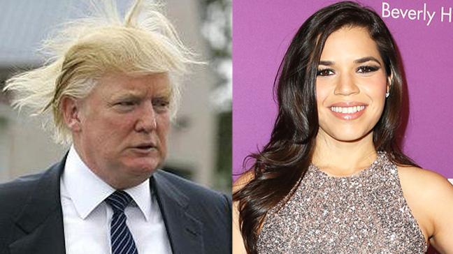 America Ferrara Thanks 'Antiquated Bigot' Donald Trump For Rallying The Latino Vote