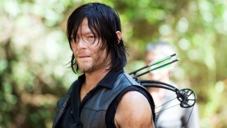 Norman Reedus From 'The Walking Dead' Might Lick You And Grab Your Butt