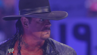Today's Undertaker Rumor: He's Totally Showing Up At Battleground