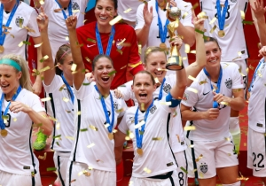 All Hail The U.S. Women's National Soccer Team, The New Rulers Of Planet Earth
