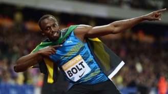 Usain Bolt Donated A Boatload Of Money To His Old School In Jamaica