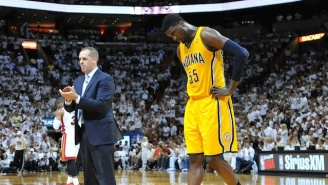 Roy Hibbert Is Happy 'To Play For A Coach Who Actually Played In The League'