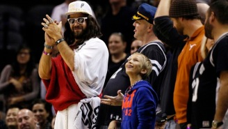 How The 'Spurs Jesus' Superfan Thwarted A Home Invasion Robbery