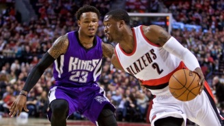 Report: Wesley Matthews Tells The Kings He'll 'Likely' Say No To Their Offer