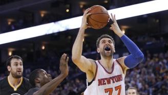 Andrea Bargnani Spurns The Sacramento Kings For The Brooklyn Nets
