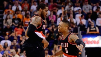 Damian Lillard Is Flying To Los Angeles To Re-Recruit LaMarcus Aldridge