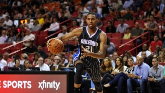 The Orlando Magic Reportedly Trade Maurice Harkless To The Portland Trail Blazers