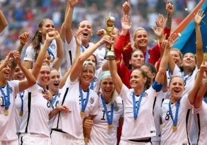 The U.S. Women's National Team Made A Ton Less Money Than The Men