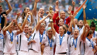 The U.S. Women's National Team Made A Ton Less Money Than The Men