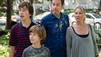 Review: 'Vacation' runs out of gas long before it reaches its destination