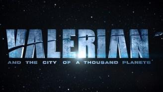 Luc Besson Talks Sci-Fi Epic 'Valerian' At Comic-Con, Confuses Everyone