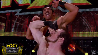 The Best And Worst Of WWE NXT 7/8/15: Dana Brooke Takes Manhattan