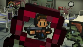 'The Walking Dead' Becomes An 8-Bit Strategy Game