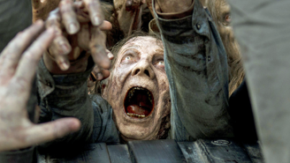 New 'The Walking Dead' zombies might make you throw up a little in your mouth