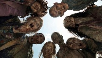 The Walkers On The Next Season Of 'The Walking Dead' Are Absolutely Revolting