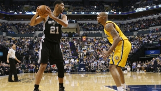 Free Agent David West Has Reportedly Agreed To Sign With The San Antonio Spurs