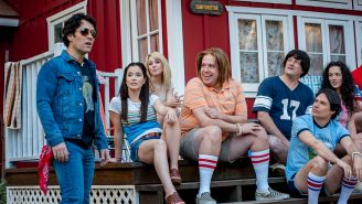 Review: 'Wet Hot American Summer: First Day of Camp' goes back with all-star cast