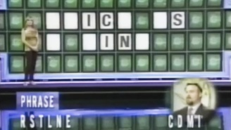 'Thick As A Dick?' Things Get Awkward In This Vintage 'Wheel Of Fortune' Clip