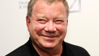 William Shatner made a Christmas horror movie