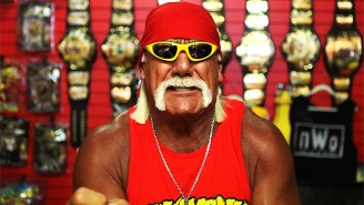 Hulk Hogan's Latest Spiel Combines Racism And Dorky Dad-Talk In One Mortifying Package