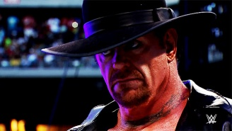 Check Out New Pics Of The Undertaker Looking Great And Getting Ripped Post-WrestleMania