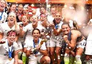 Kelley O'Hara Perfectly Describes The Excitement Of A World Cup Victory In One Tweet