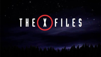 Here's a whole 15-seconds of footage from the new 'X-Files' revival