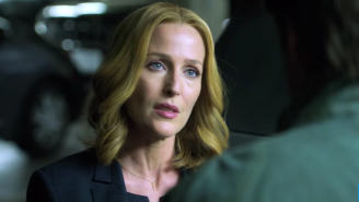 Mulder And Scully Meet Again In The New Teaser For Fox's 'X-Files' Revival