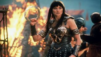 According To NBC, A 'Xena: Warrior Princess' Reboot Is Indeed Happening